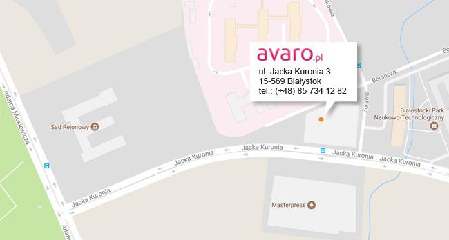 Nasz sklep Avaro.pl